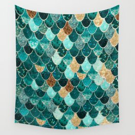 REALLY MERMAID Wall Tapestry