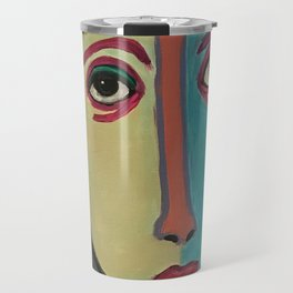 Waiting for a Kiss Travel Mug