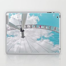 eye in the sky... Laptop & iPad Skin