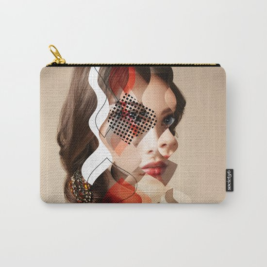 Another Portrait Disaster · W2 Carry-All Pouch
