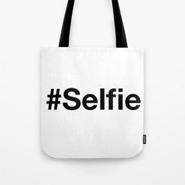 selfie typescript Tote Bag