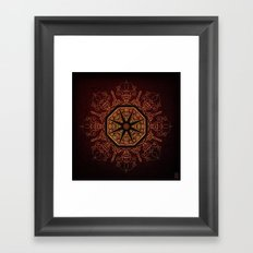 Shields 5 Framed Art Print