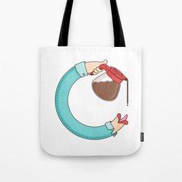 Bottomless Coffee Tote Bag