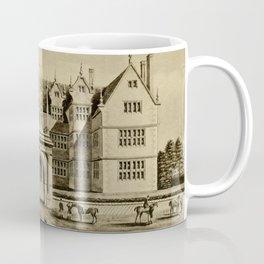 The Pytchley Hunt Coffee Mug