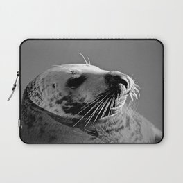 Howth Harbour Seal Laptop Sleeve