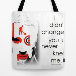 In construction Tote Bag