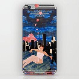 Denber Lady ver.2 iPhone Skin