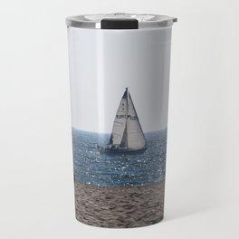 Sailing the LA Coast Travel Mug