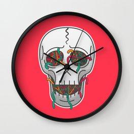 Innards Wall Clock