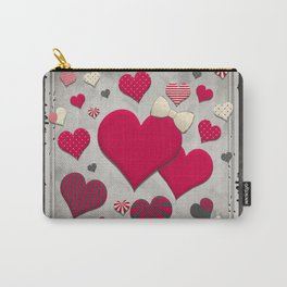 Wanted Sweetheart Poster Carry-All Pouch