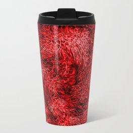 Arterial Abstract #2 Travel Mug