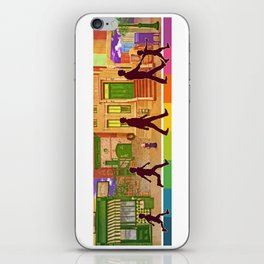 The Street I Grew up On iPhone Skin