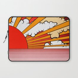 Take Me Away From The Wind And The Rain. Laptop Sleeve