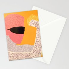 The Fucking Textures Stationery Cards