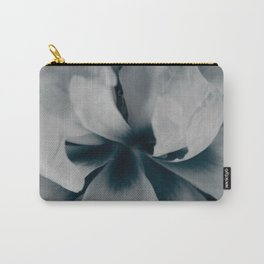White peony 3 Carry-All Pouch
