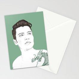 Tattoo 5 Stationery Cards