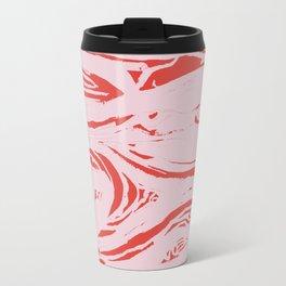 Marbling Travel Mug