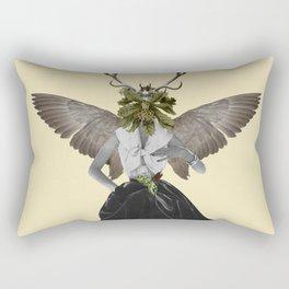 Complicated creature - melodious Rectangular Pillow
