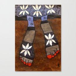 Fleur de Lis no 13 Canvas Print