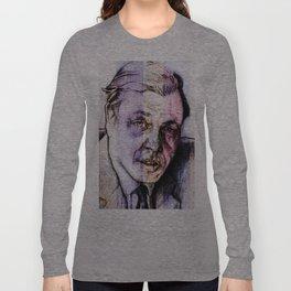 David Attenborough Long Sleeve T-shirt