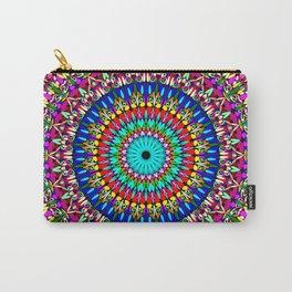 Magic Life Garden Mandala Carry-All Pouch