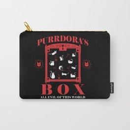Purrdora´s Carry-All Pouch