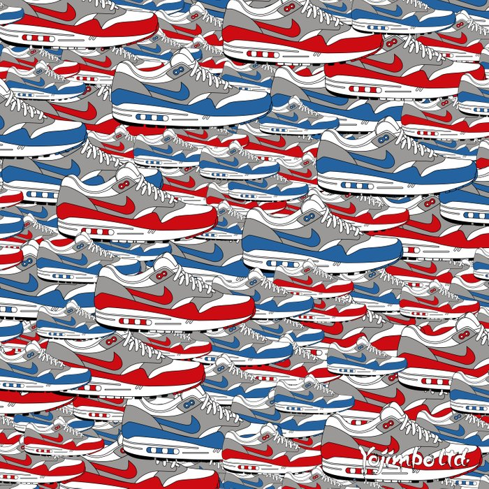 Air Max All Over Comforters