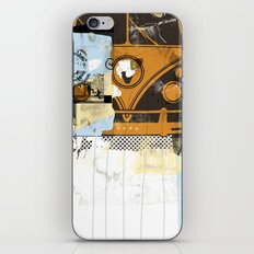 beep beep iPhone & iPod Skin