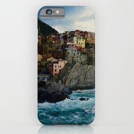Manarola iPhone Case