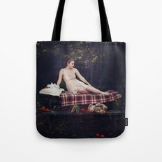 The Hope for Serenity Tote Bag