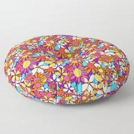 Flower Child Floor Pillow
