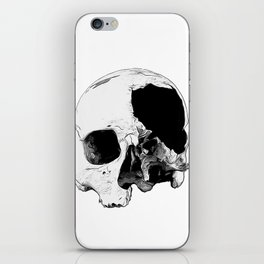 In Thee Dark We Live iPhone Skin