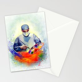 The Art of Medicine Stationery Cards