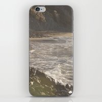 salt water iPhone & iPod Skins featuring Salt Water  by Shine