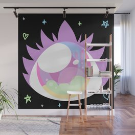 Pastel Cyclops Wall Mural