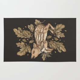 Almost Wild, Foundling Rug