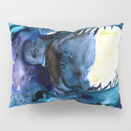 Moon Eater Dragon Pillow Sham