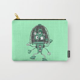 Robot № 028 Carry-All Pouch