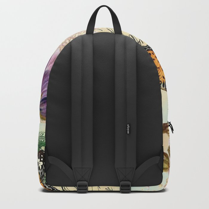 Sweet animal #4 Backpack