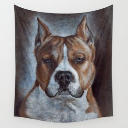Amstaff Wall Tapestry