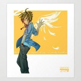 Sketch Love - Koto Art Print