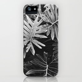Philodendron iPhone Case