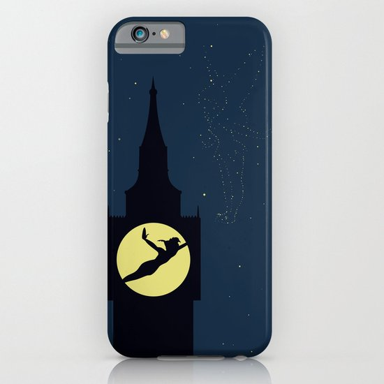 Peter Pan (no title) iPhone & iPod Case