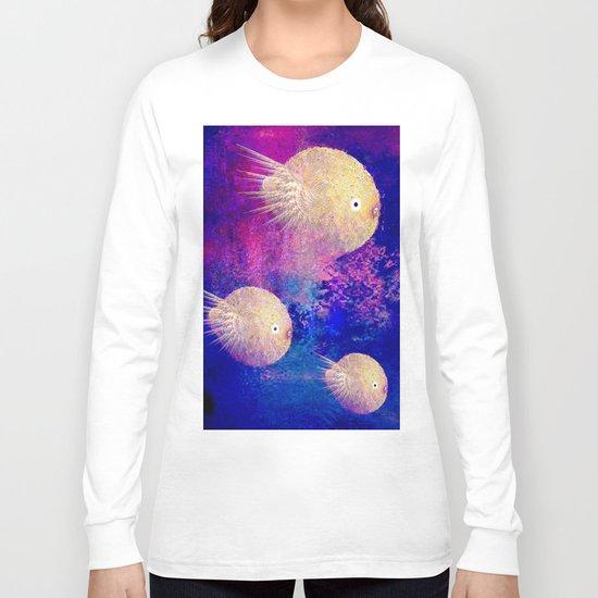 The lemon chicks Long Sleeve T-shirt