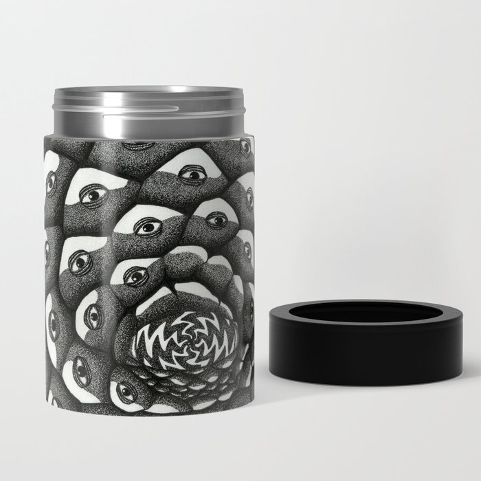 Cosmosis Pine Cone Can Cooler
