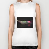 water color Biker Tanks featuring Water Color by Exquisite Photography by Lanis Rossi