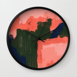 Our Hopes & Desires Wall Clock