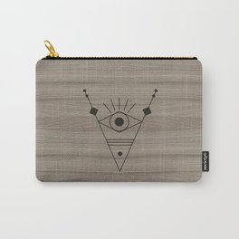 Geometricall Carry-All Pouch