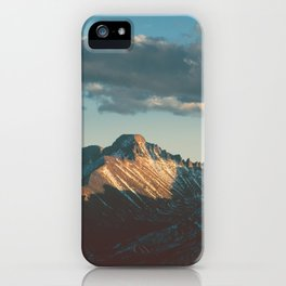 Catching the Sun iPhone Case