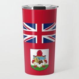 Flag of Bermuda Travel Mug